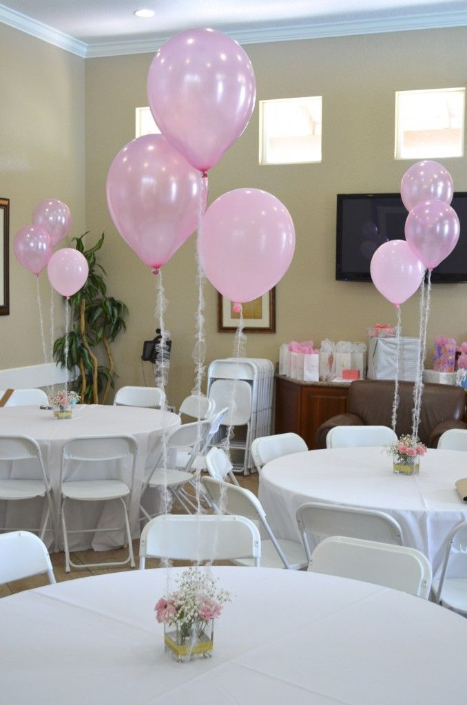 Best ideas about Baby Shower Table Decoration . Save or Pin Best 25 Baby shower centerpieces ideas on Pinterest Now.