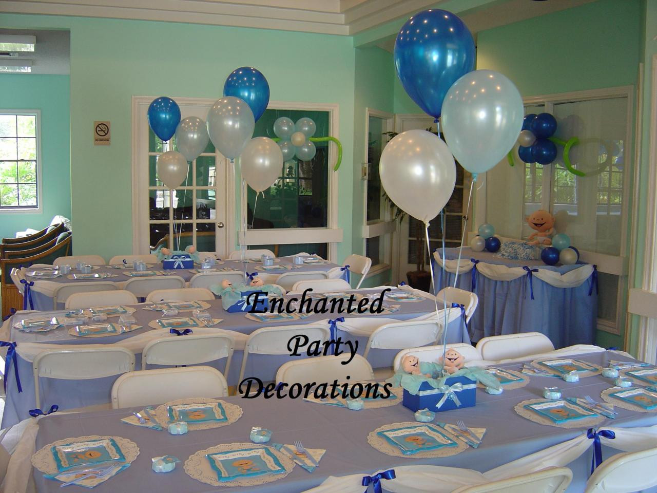 Best ideas about Baby Shower Table Decoration . Save or Pin Baby Shower Table Decorations Now.