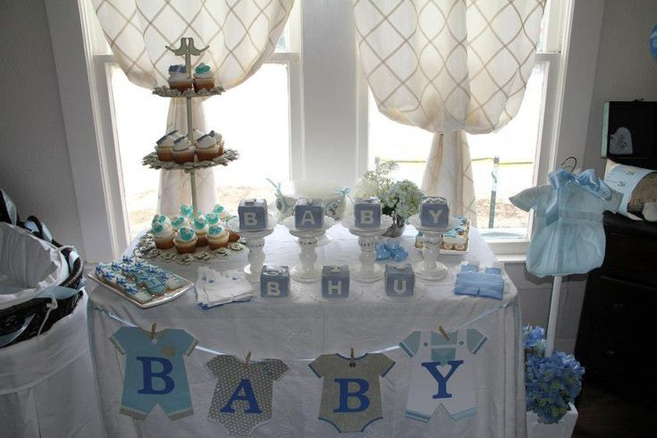 Best ideas about Baby Shower Table Decoration . Save or Pin My Baby Shower Cake Table Now.