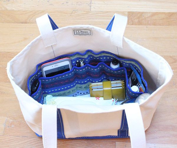 Best ideas about Backpack Organizer DIY . Save or Pin Best 25 Purse organizer tutorial ideas on Pinterest Now.
