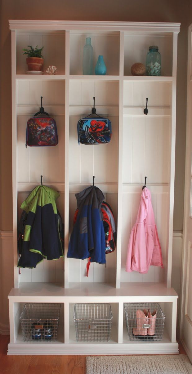 Best ideas about Backpack Organizer DIY . Save or Pin 25 best ideas about Kids backpack storage on Pinterest Now.