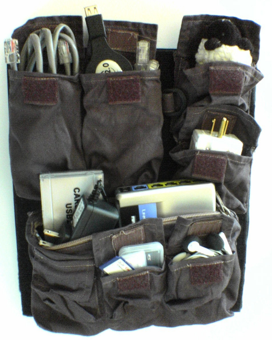 Best ideas about Backpack Organizer DIY . Save or Pin Laptop Bag Organizer Now.