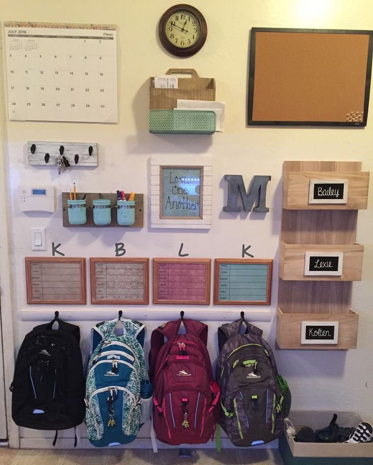 Best ideas about Backpack Organizer DIY . Save or Pin Best 25 Backpack hanger ideas on Pinterest Now.