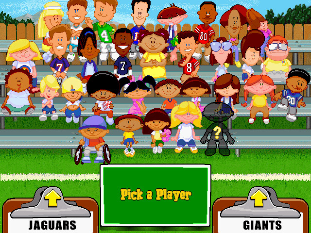 Best ideas about Backyard Baseball Characters . Save or Pin backyard football 1999 full game free pc play Now.