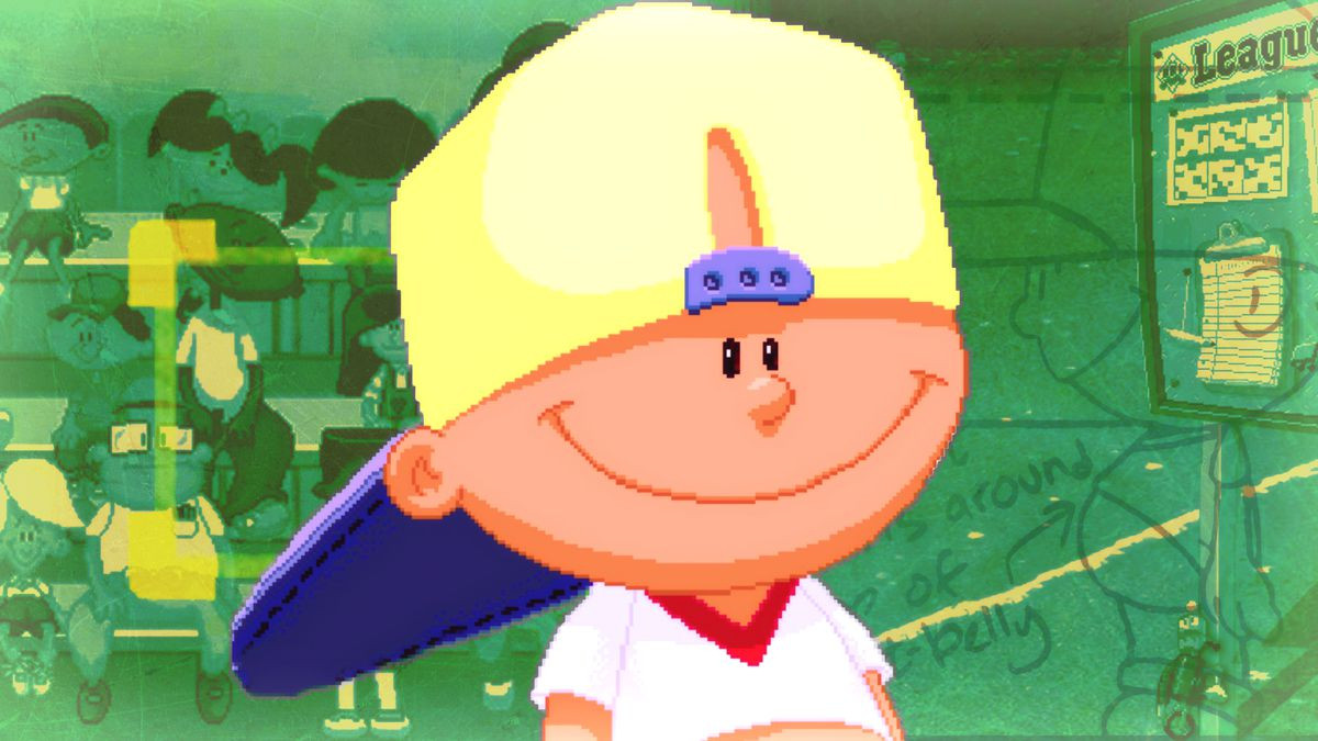 Best ideas about Backyard Baseball Characters . Save or Pin How 'Backyard Baseball' Became a Cult Classic puter Now.