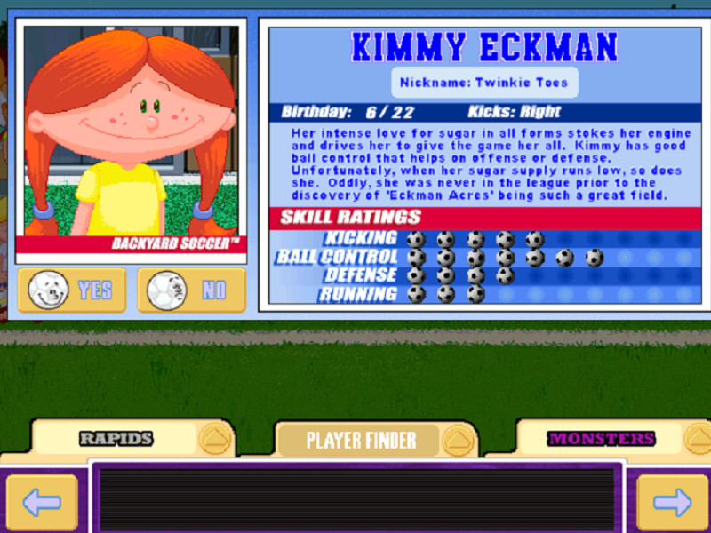 Best ideas about Backyard Baseball Characters . Save or Pin Backyard Sports Characters Giant Bomb Now.