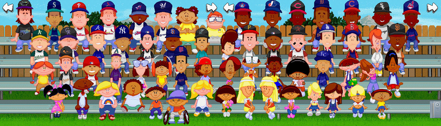 Best ideas about Backyard Baseball Characters . Save or Pin Top 10 Backyard Baseball Characters and their MLB Now.