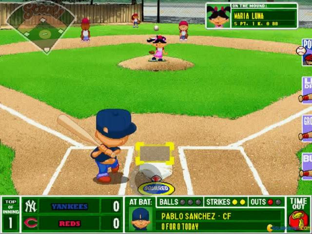 Best ideas about Backyard Baseball Download Pc . Save or Pin Backyard Baseball 2001 PC Now.
