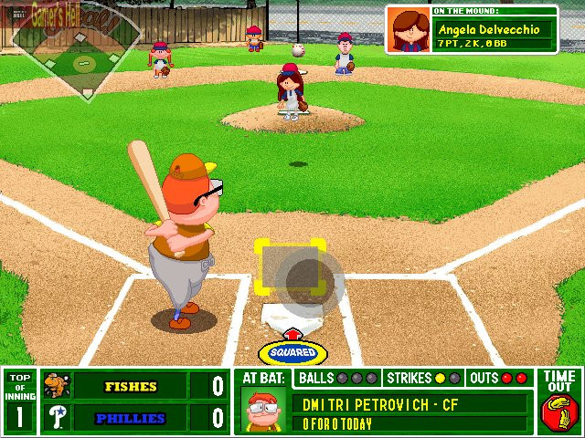 Best ideas about Backyard Baseball Download Pc . Save or Pin Backyard Baseball 2003 Full Version Game Download Now.