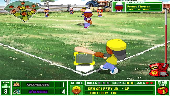 Best ideas about Backyard Baseball Download Pc . Save or Pin Backyard Baseball 2003 Game Free Download Now.