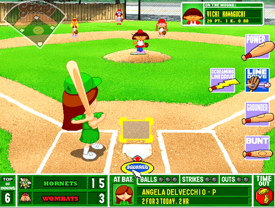 Best ideas about Backyard Baseball Download Pc . Save or Pin Backyard Baseball 2001 Download Game Now.