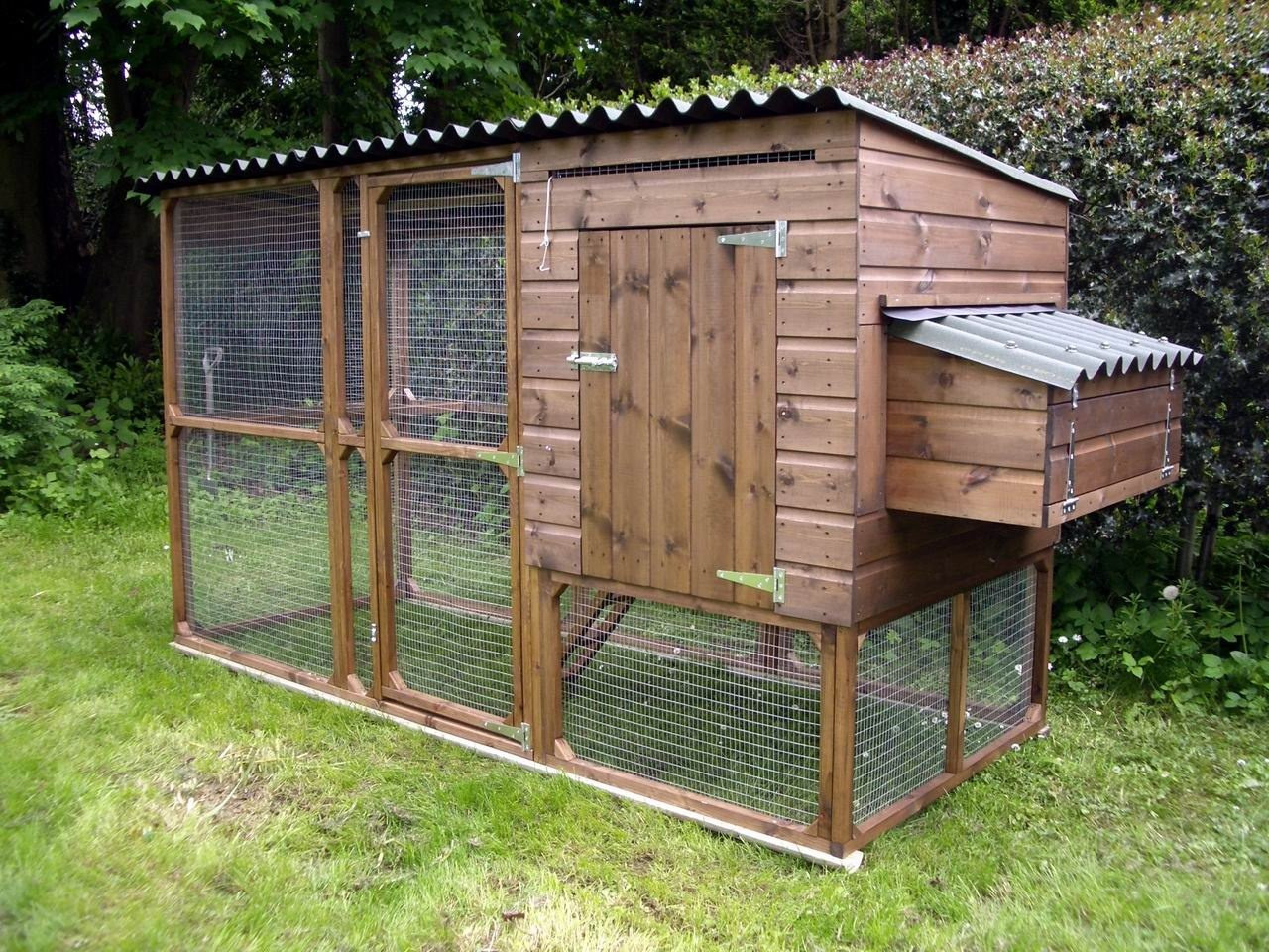 Best ideas about Backyard Chicken Coop . Save or Pin Backyard Chicken Coop Now.