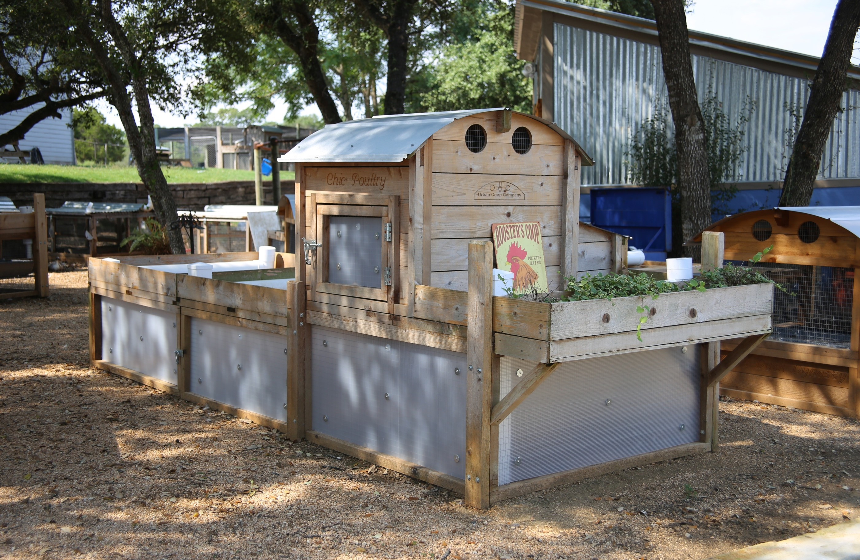 Best ideas about Backyard Chicken Coop . Save or Pin Round Top Backyard™ Chicken Coop Now.