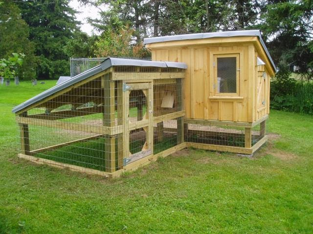 Best ideas about Backyard Chicken Coop . Save or Pin Chicken House Plans Backyard Chicken Coop Now.