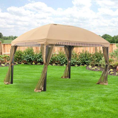 Best ideas about Backyard Creations Gazebo . Save or Pin Backyard creations gazebo reviews Now.