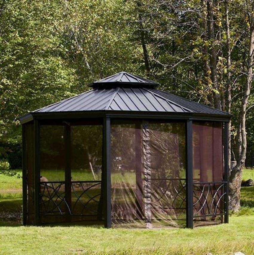 Best ideas about Backyard Creations Gazebo . Save or Pin 25 Best Ideas of Menards Gazebo Now.