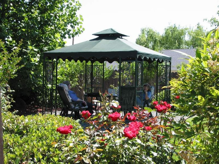 Best ideas about Backyard Creations Gazebo . Save or Pin Backyard Gazebo Backyard Creations Now.
