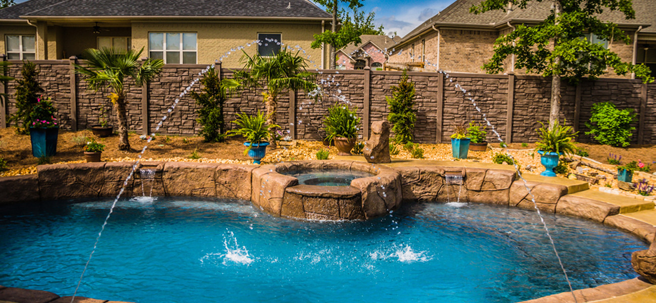 Best ideas about Backyard Creations Website . Save or Pin Arkansas Pool Builder Backyard Creations New Web Now.