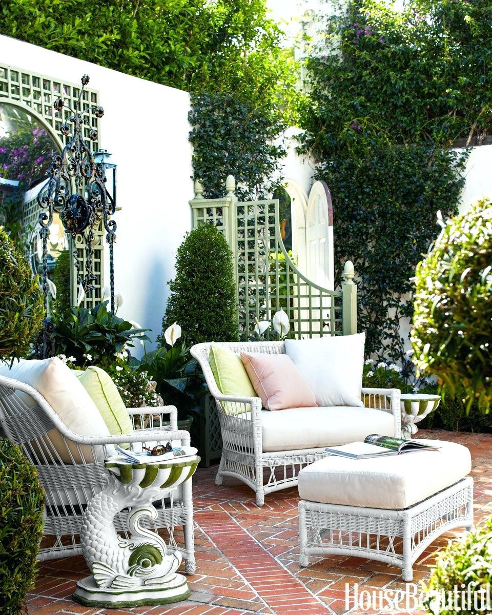 Best ideas about Backyard Creations Website . Save or Pin Courtyard Furniture French Inspired Courtyard Design Ideas Now.