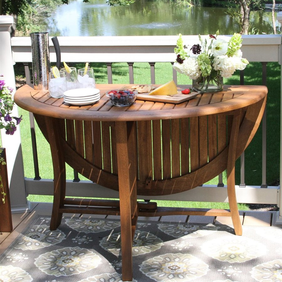 Best ideas about Backyard Creations Website . Save or Pin Backyard Creations Round Patio Table Now.