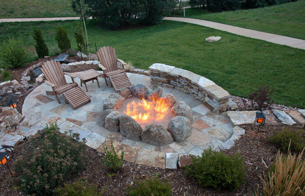 Best ideas about Backyard Fire Pit . Save or Pin 60 Backyard and Patio Fire Pit Ideas Different Types with Now.