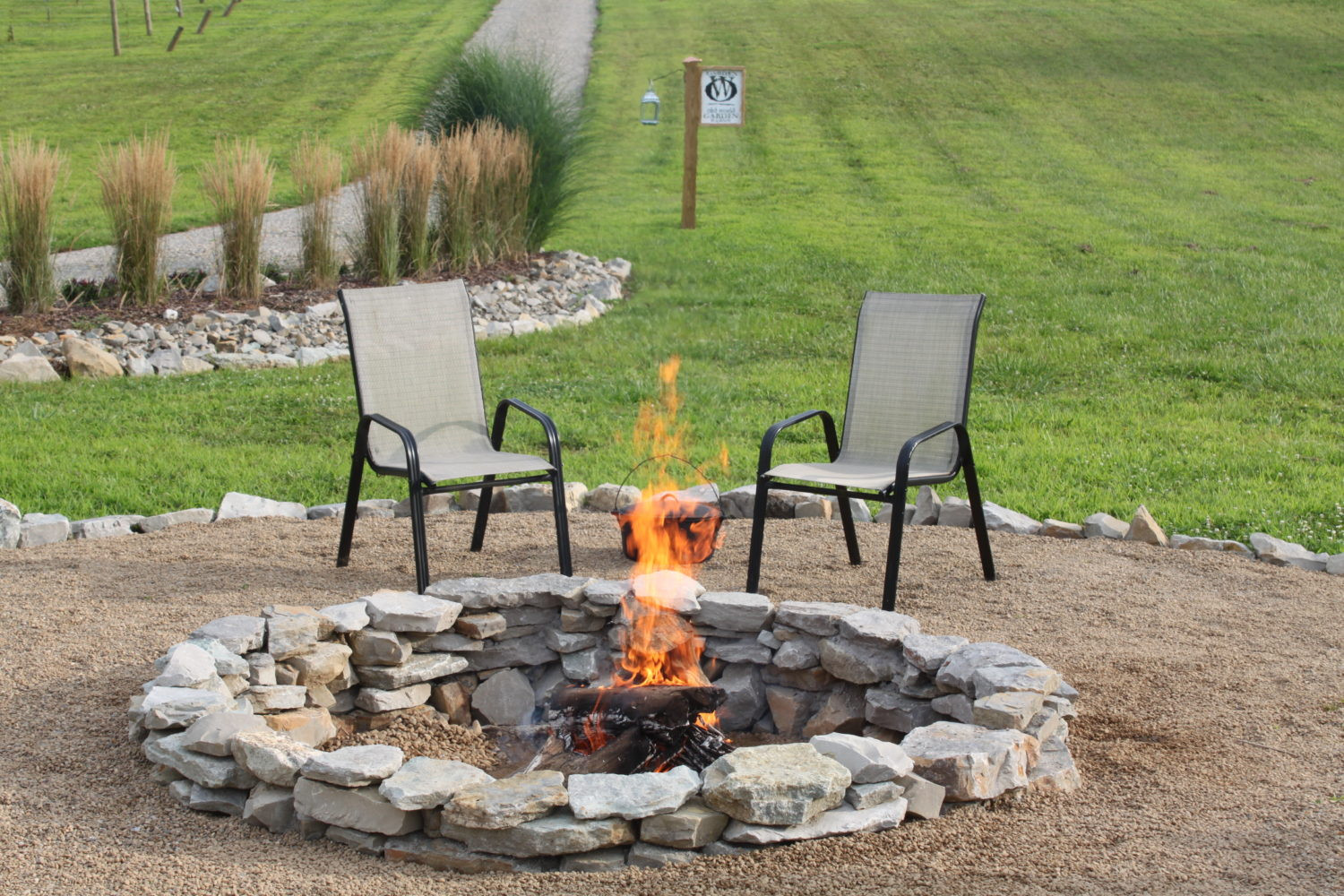 Best ideas about Backyard Fire Pit . Save or Pin How To Create A Beautiful Inexpensive Backyard Fire Pit Now.
