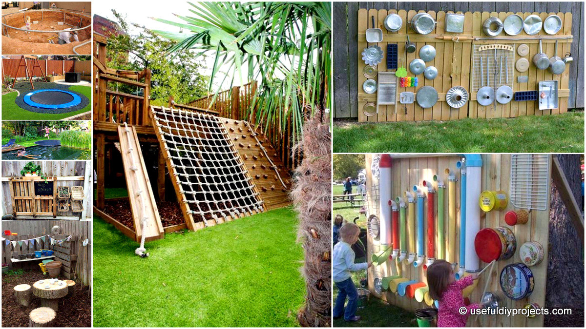 Best ideas about Backyard Fun For Kids . Save or Pin Fun Ways to Transform Your Backyard Into a Cool Kids Now.