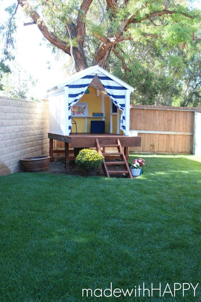 Best ideas about Backyard Fun For Kids . Save or Pin 34 Best DIY Backyard Ideas and Designs for Kids in 2019 Now.