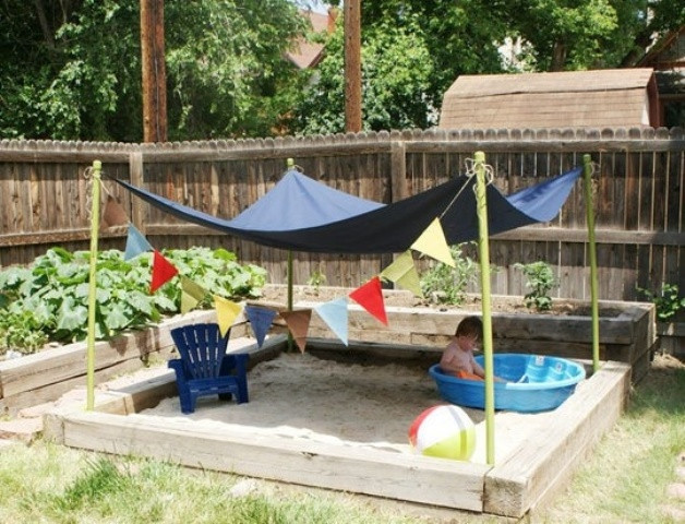 Best ideas about Backyard Fun For Kids . Save or Pin 32 Creative And Fun Outdoor Kids' Play Areas Now.