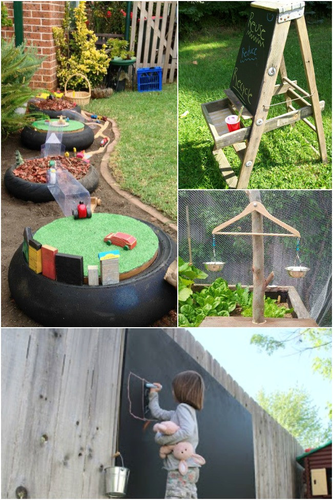 Best ideas about Backyard Fun For Kids . Save or Pin DIY Backyard Ideas For Kids 22 Easy and Cheap Ideas Now.