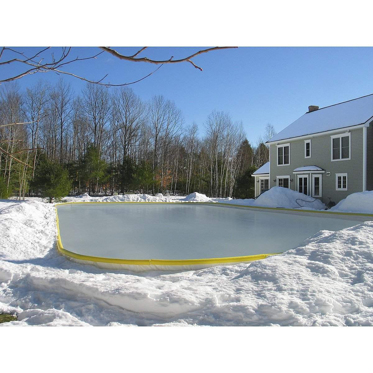 Best ideas about Backyard Ice Rink . Save or Pin Top 20 Best Cool Christmas Gift Ideas for Kids Now.