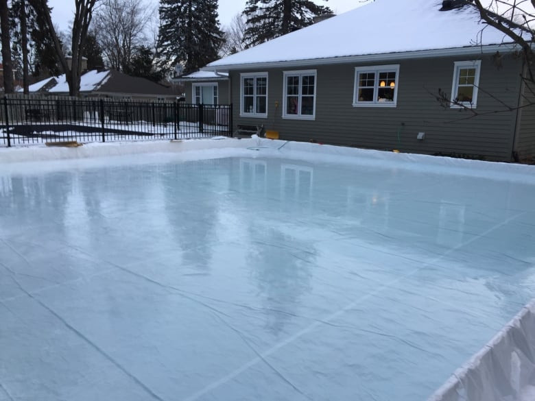 Best ideas about Backyard Ice Rink . Save or Pin How to build the perfect backyard ice skating rink Now.