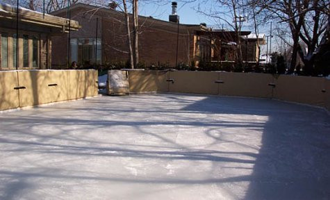 Best ideas about Backyard Ice Rink . Save or Pin Refrigerated Backyard Ice Rinks Now.