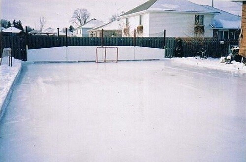 Best ideas about Backyard Ice Rink . Save or Pin How to Build a Backyard Hockey Rink Now.