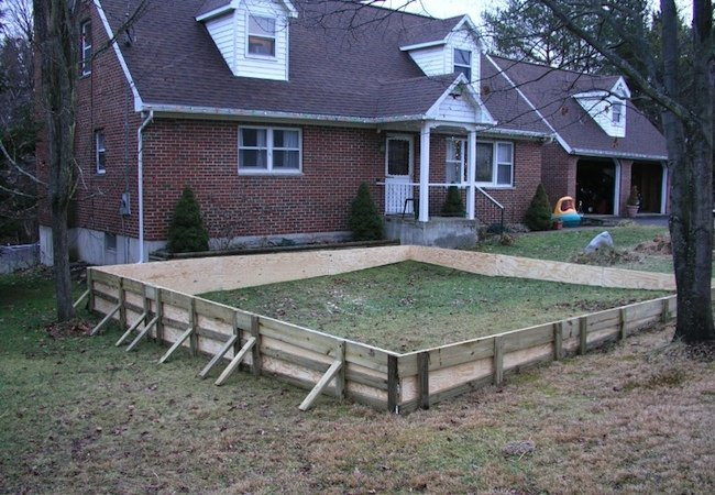 Best ideas about Backyard Ice Rink . Save or Pin Backyard Ice Rink Now.