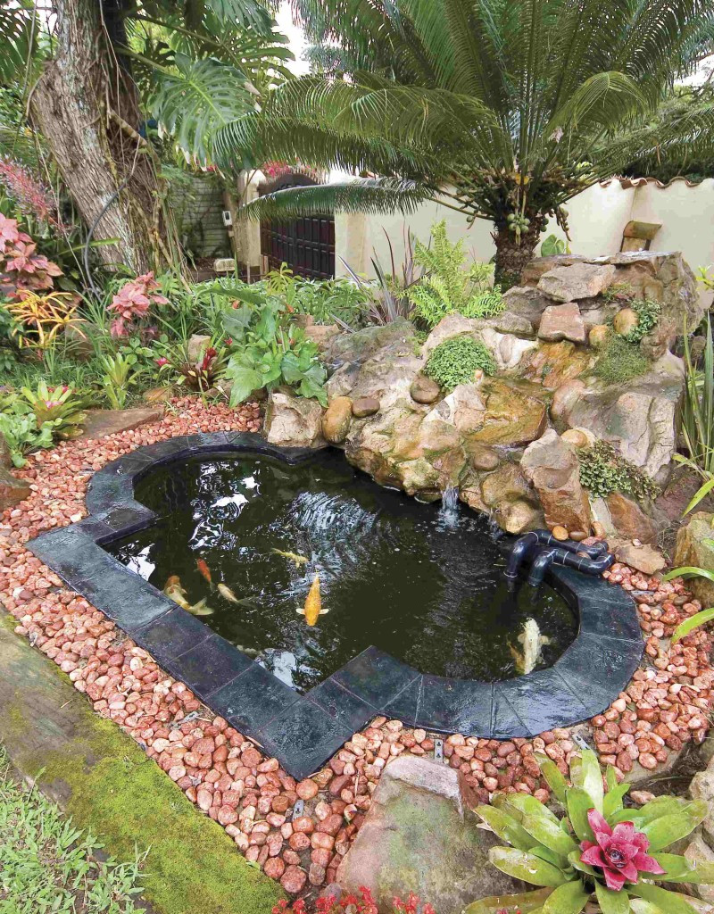 Best ideas about Backyard Koi Pond . Save or Pin Fibreglass Koi Ponds Now.