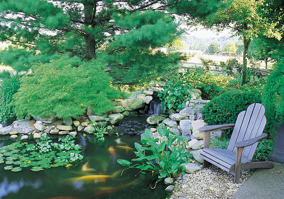 Best ideas about Backyard Koi Pond . Save or Pin 67 Cool Backyard Pond Design Ideas DigsDigs Now.