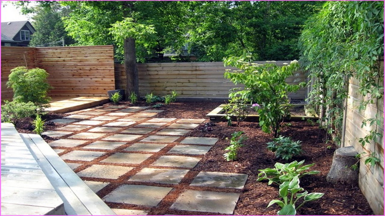 Best ideas about Backyard Patio Ideas On A Budget . Save or Pin Backyard Ideas a Bud ᴴᴰ 🌴 Now.