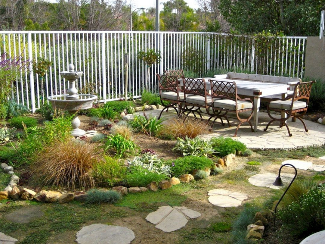 Best ideas about Backyard Patio Ideas On A Budget . Save or Pin 40 Incredible Landscape Design Ideas For You Front yard Now.