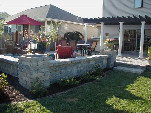 Best ideas about Backyard Patio Ideas On A Budget . Save or Pin Patio Ideas A Bud For the Home Now.