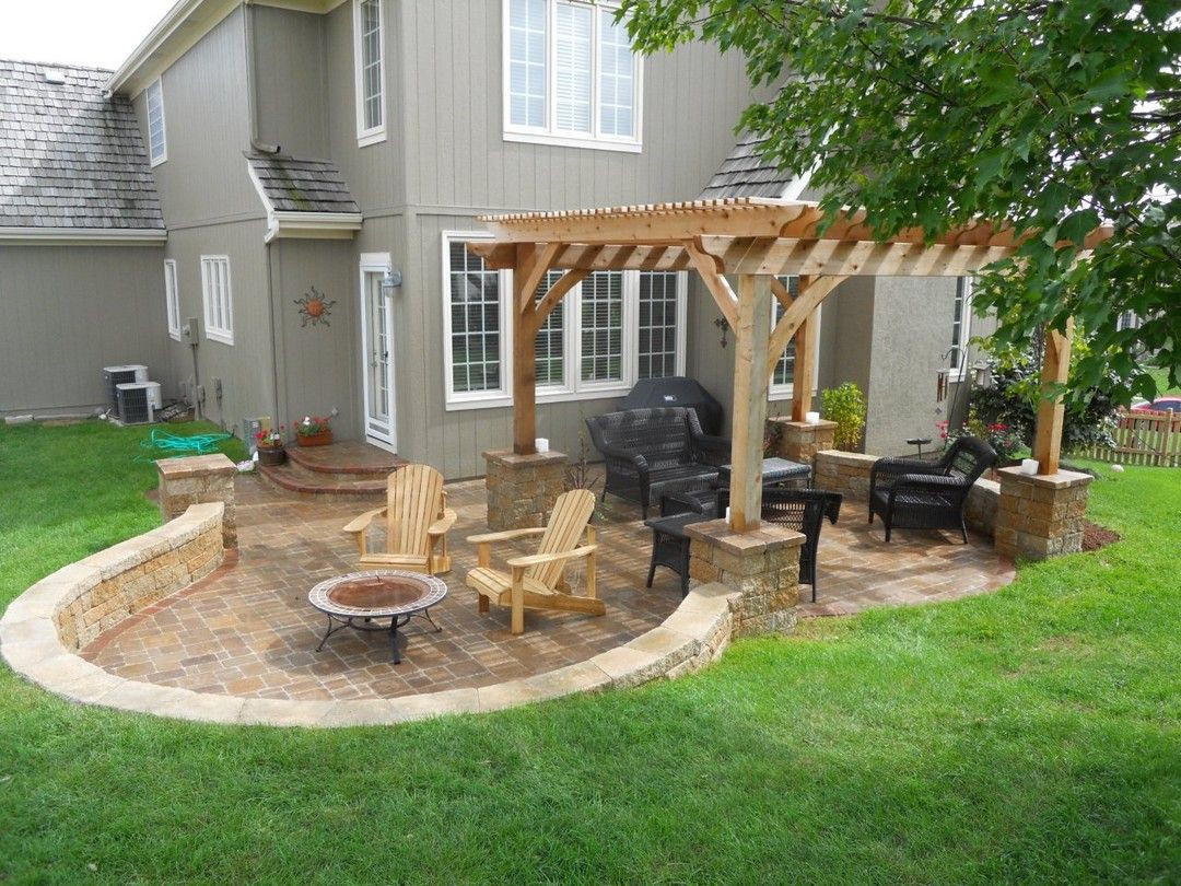 Best ideas about Backyard Patio Ideas On A Budget . Save or Pin Image result for patio ideas on a bud pictures Now.