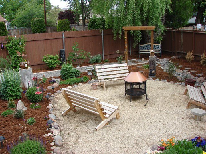 Best ideas about Backyard Patio Ideas On A Budget . Save or Pin Backyard on a bud Backyard ideas Now.