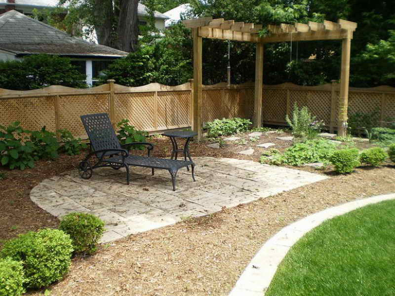 Best ideas about Backyard Patio Ideas On A Budget . Save or Pin Gardening & Landscaping Fantastic Backyard Design Ideas Now.