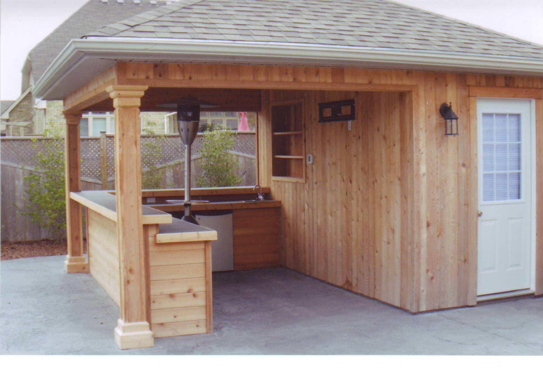 Best ideas about Backyard Shed Ideas . Save or Pin Backyard Bar Shed Ideas Build a Pub Shed Now.