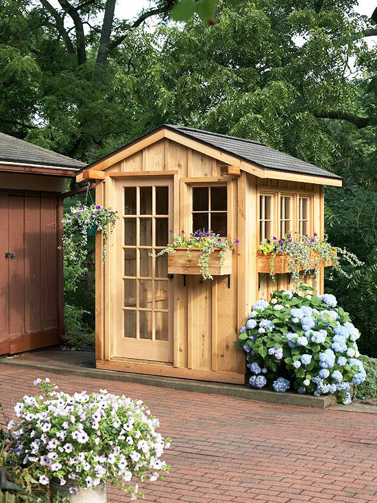 Best ideas about Backyard Shed Ideas . Save or Pin 16 garden shed design ideas for you to choose from Now.