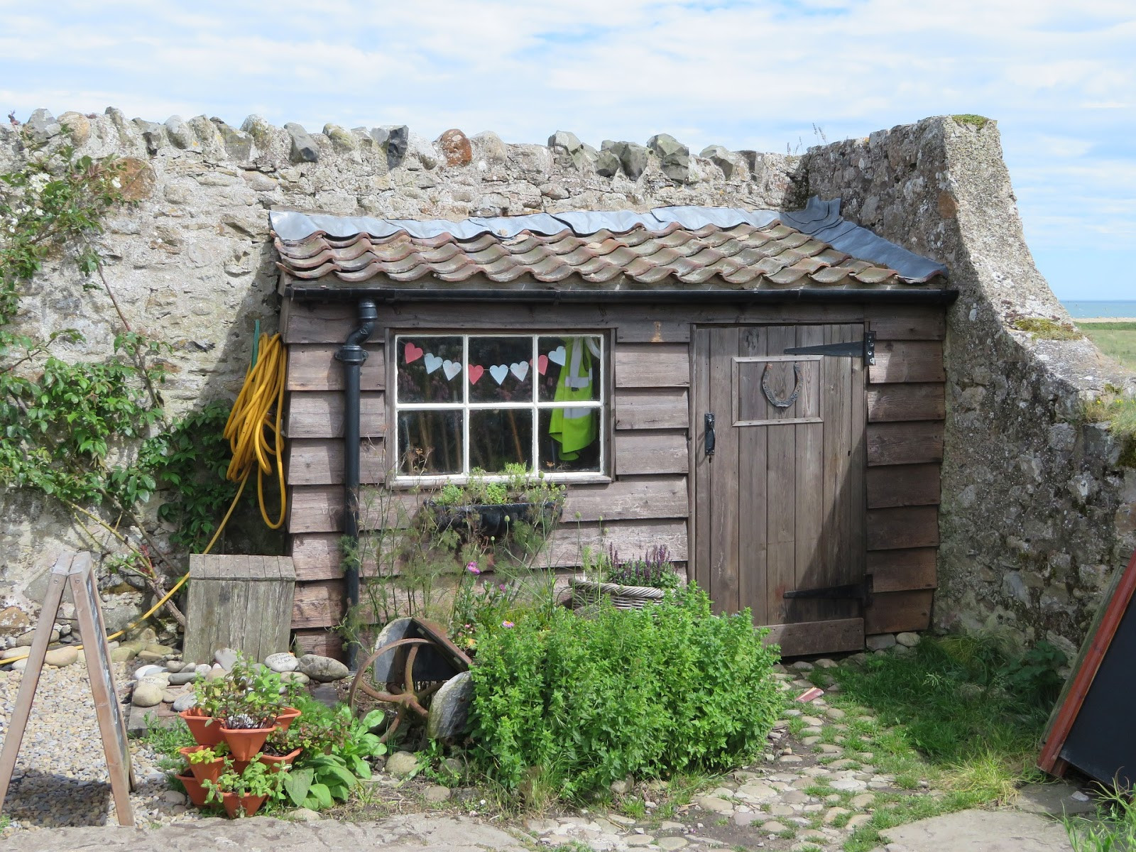 Best ideas about Backyard Shed Ideas . Save or Pin All About Women s Things Designs For the Perfect Garden Sheds Now.