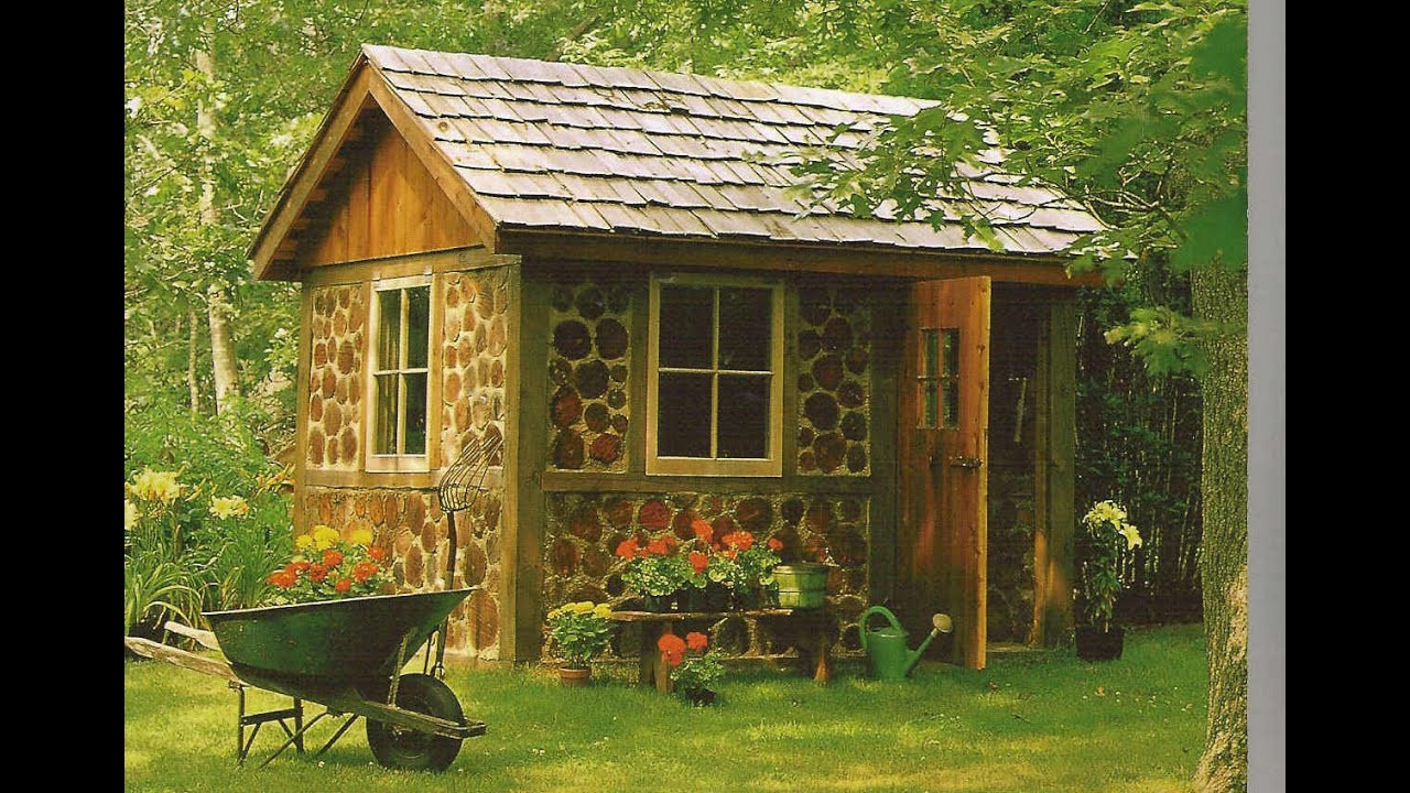 Best ideas about Backyard Shed Ideas . Save or Pin Garden Shed Designs Now.