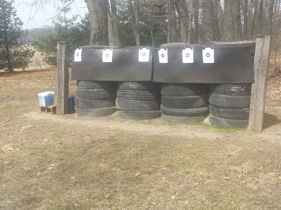 Best ideas about Backyard Shooting Range . Save or Pin Outdoor shooting range Shooting range and Indoor outdoor Now.