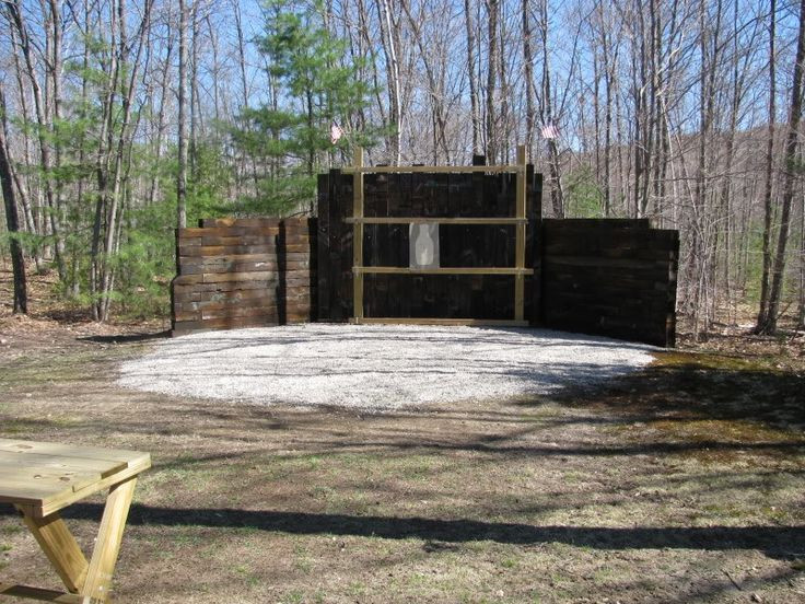 Best ideas about Backyard Shooting Range . Save or Pin Home Shooting Range Page 2 1911Forum Now.