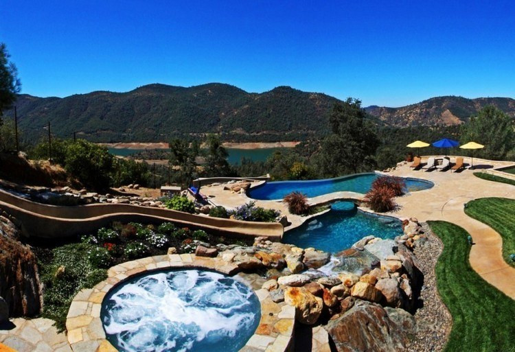 Best ideas about Backyard Water Park . Save or Pin 10 of the Most Incredible Backyard Waterpark Designs Housely Now.